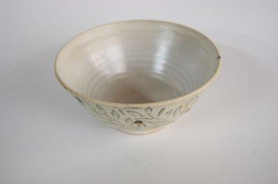 画像2: 赤い実の飯茶碗(大)