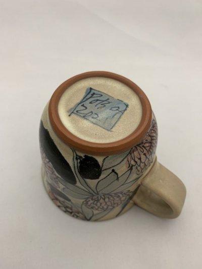 画像3: 花絵マグカップ