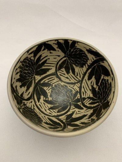 画像2: 掻き落とし小鉢