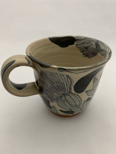 画像2: 花絵マグカップ
