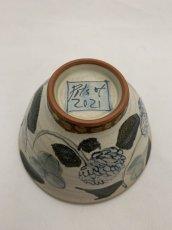 画像3: 花絵ご飯茶碗 (3)