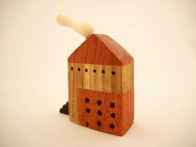 画像1: ある街の小さな家たち(オブジェ)