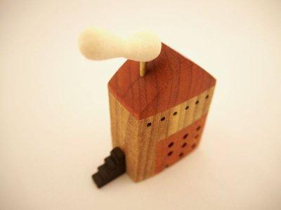 画像3: ある街の小さな家たち(オブジェ)