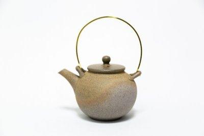 画像3: 金属手 茶壺
