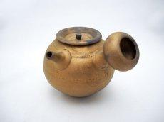 画像1: ブロンズ茶注 (1)