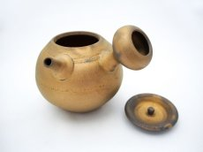 画像4: ブロンズ茶注 (4)