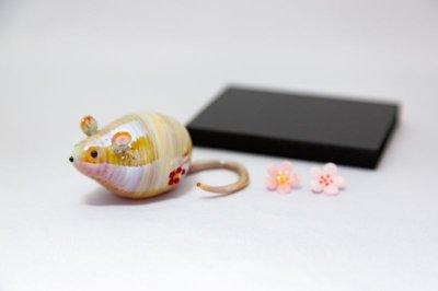 画像1: 花ねずみ(ラスター)