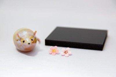 画像2: 花ねずみ(ラスター)