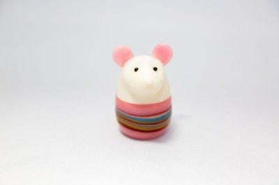 画像2: 華ねずみ(ピンク)