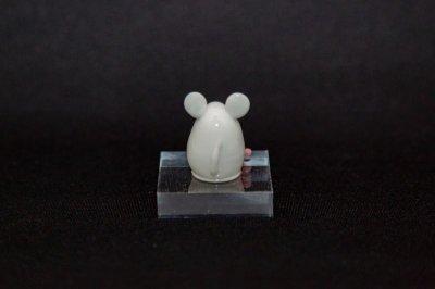 画像2: ねずみ指人形(白)
