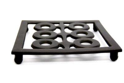 画像1: 鍋敷き 六つ丸