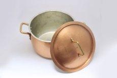 画像2: 銅鍋[OYAMA-04] (2)