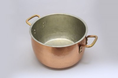 画像2: 銅鍋[OYAMA-04]