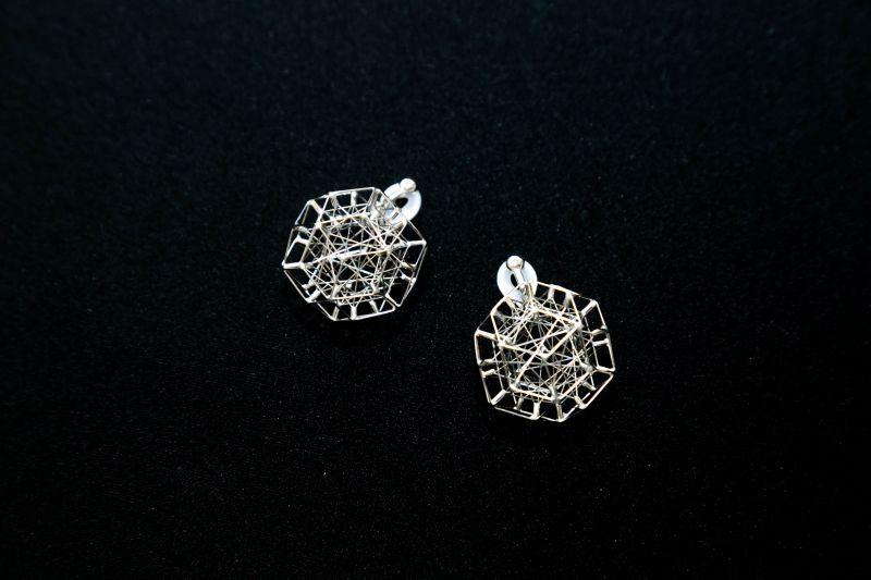"""画像1: Earrings """" STELANIMUS""""  type-1 (1)"""