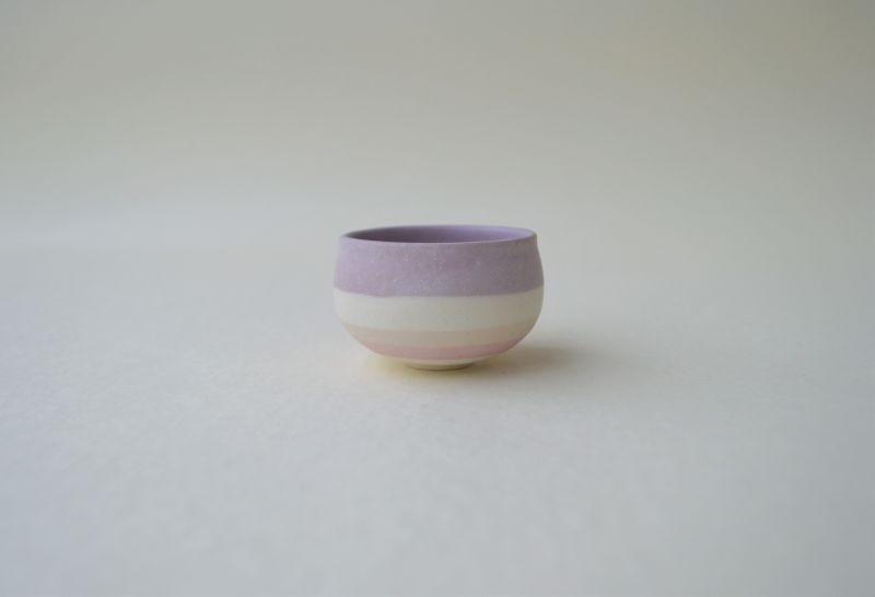 画像1: 酒杯・紫 (1)