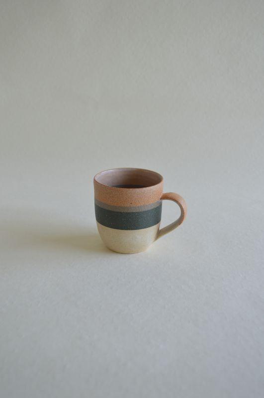 画像1: マグカップ・グリーン (1)