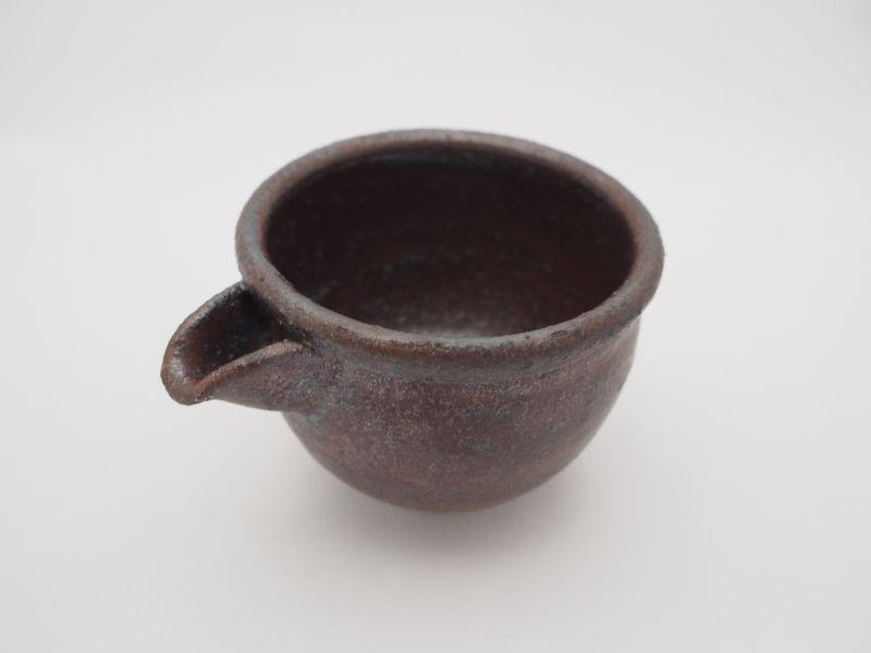 画像1: 光彩釉片口鉢 (1)