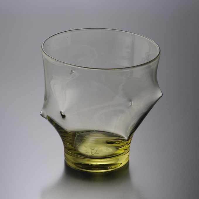 画像1: 突き目ロックグラス (1)